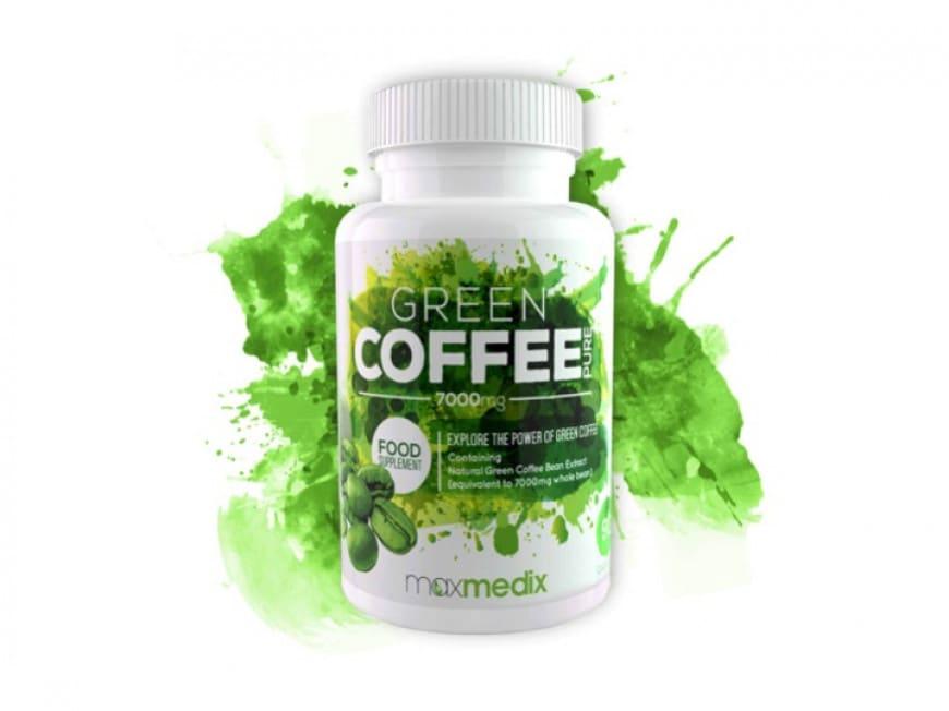 pastiglie di caffe verde
